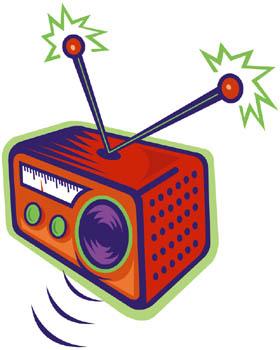 Radio (Ilustrasi)